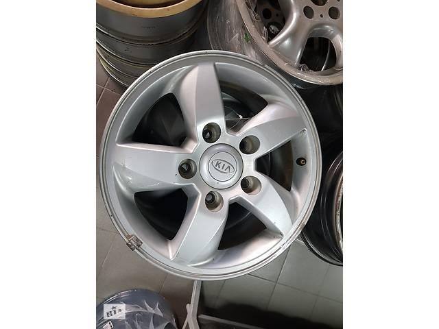 продам Б/у диски титаны для ВАЗ Niva Нива Киа Kia R16 5x139.7 7J за комплект привезены с Германии бу в Решетиловке