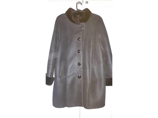 продам Продам нову зимову жіночу куртку-дублянку темно-коричневого кольору.... бу в Чугуєві