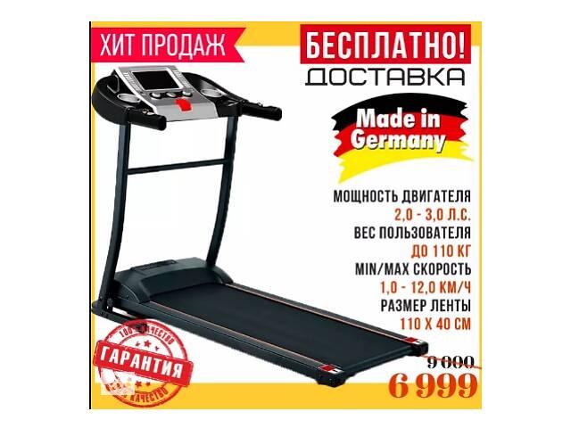 купить бу Беговая дорожка электрическая HRS T-190 в Киеве