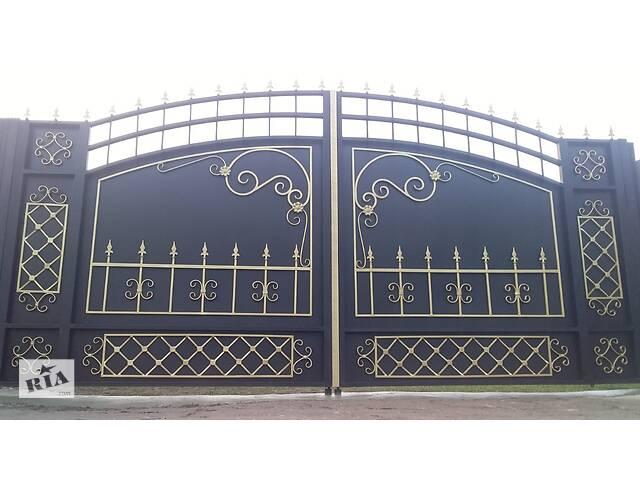 бу Сварочные работы, ворота, металлоконструкции.  в Украине