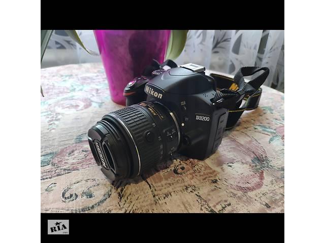 Продам фотоаппарат Nikon d3200- объявление о продаже  в Харкові