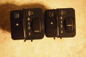 кнопка коректора фар для Volkswagen LT35 1999рв на фольксваген лт 35 спрінтер блок двойний провірено гарантія що добрий