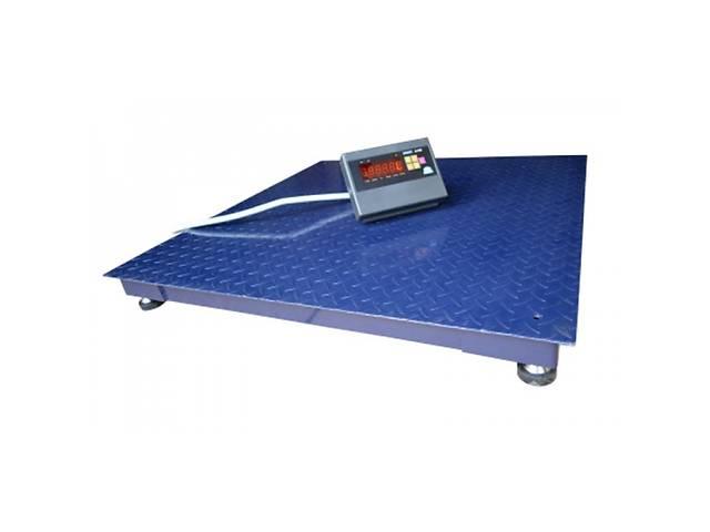 купить бу Платформенные весы ВПЕ Эконом от 1000х1000 мм до 1500х2000 мм на 500 кг, 1т, 2т, 3 т и 5т в Виннице