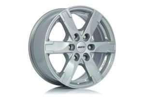 Alutec Titan 7.5x17 6x139.7 ET55 DIA93.1 PS (Ford Ranger, Mazda BT50)