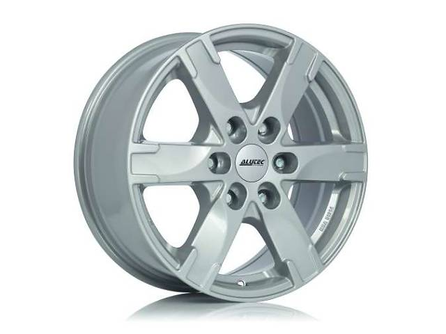 бу Alutec Titan 7.5x17 6x139.7 ET55 DIA93.1 PS (Ford Ranger, Mazda BT50) в Киеве