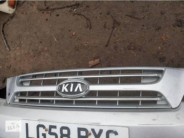 бу Б/у бампер передний для Kia Carnival 2007-2012/865114D001 в Житомире