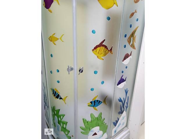 90х90х200 душова кабіна мілкий піддон- объявление о продаже  в Ровно