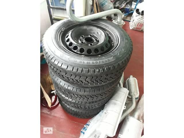 купить бу шини,диски для Volkswagen T5 (Transporter)к-т4шт в Голованевске