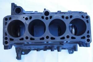 Блок двигуна1.6д для Volkswagen Golf II 1995рв на фольксваген 1.6 д голый блок с бугелями пробег 230тис в ес номинальный