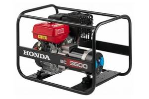 Бензогенератор Honda EC 3600 K1 GV (Японія)