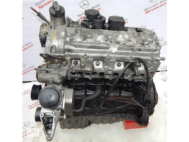 купить бу Двигатель, мотор, двигун ОМ 646 (2.2 CDi) однотурбинный Мерседес Спринтер 906 (2006-10) в Ровно