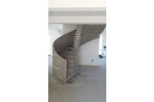 Бетонные ступеньки,бетон,беионние лестницы