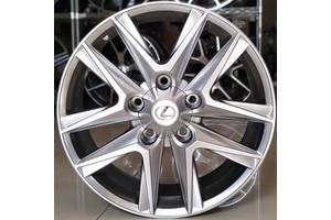 Оригинальные диски R20 5x150 новые литые на Lexus LX 570