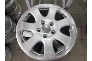 Б/у диски титаны колесо для Audi Q7 Touareg R18 5 130 5*130 5x130 7.5J ET53 4L0601025E оригинал привезены с Германии