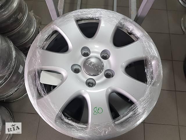 продам Б/у диски титаны колесо для Audi Q7 Touareg R18 5 130 5*130 5x130 7.5J ET53 4L0601025E оригинал привезены с Германии бу в Решетиловке