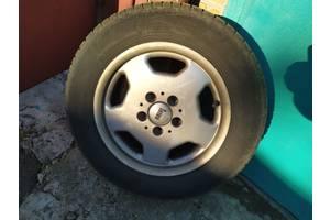 Б/у диск з шиною для Mercedes 124