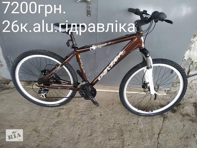 """Велосипед из Германии """"SCOTT"""" 26колеса.рама алюминий.Доставка по Украине.- объявление о продаже  в Львове"""