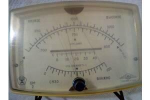 Барометр анероид СССР . Давление. Влажность. Температура
