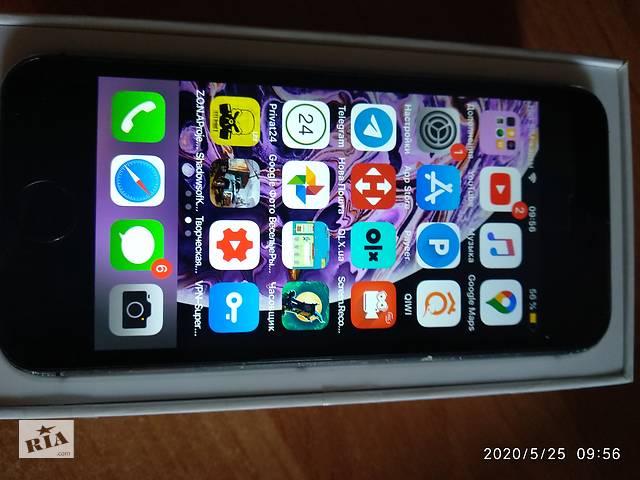 продам IPhone 5s, оригинал! работает со всеми операторами! бу в Харькове