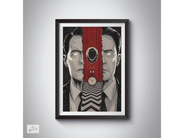 """бу Постеры/плакаты сериала """"Твин Пикс"""", Twin Peaks (Дэвид Линч) в Львове"""
