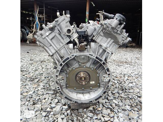 купить бу Б/у двигатель 3.0 cdi OM642 для Mercedes GL X164 2006-2012 в Ровно