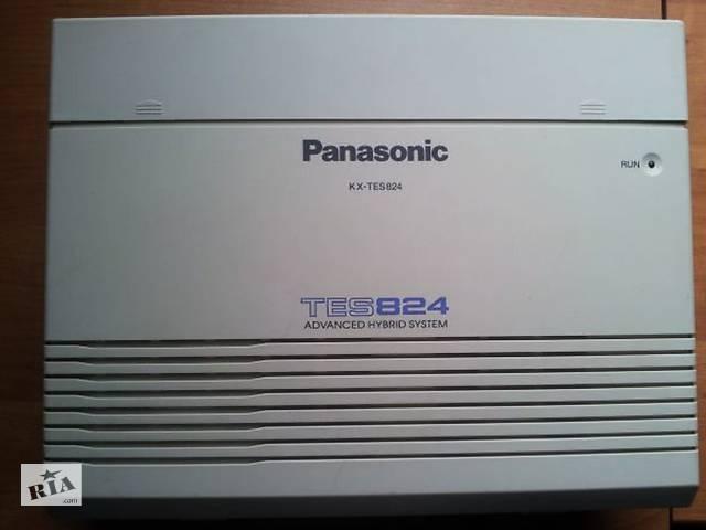 купить бу АТС Panasonic KX-TES824 б/у в Киеве
