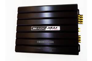 Автомобільний підсилювач звуку Boschman BM Audio XW-F4399 1700W 4-х канальний