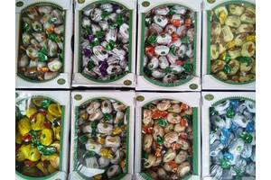 Шоколадные конфеты. Сухофрукты в шоколаде. 40 видов