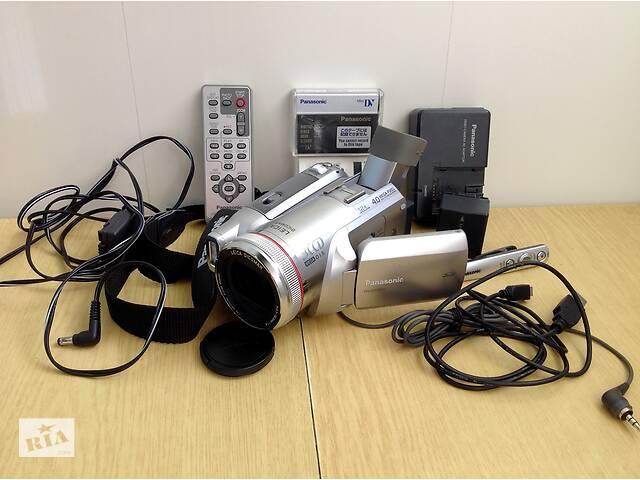 продам Видеокамера Панасоник NV GS 500 бу в Каменском (Днепродзержинск)