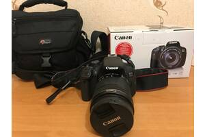 Canon EOS 700D kit (18-135mm)