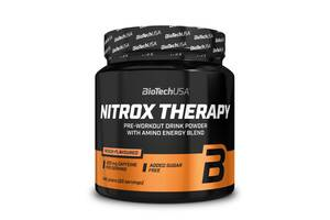 Предтренировочник NO BioTech Nitrox Therapy 340 g