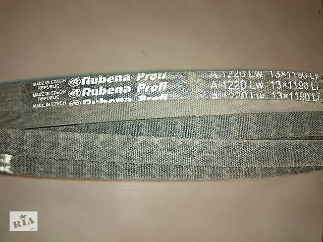 Ремень A1220 Rubena ( Чехия )- объявление о продаже  в Днепре (Днепропетровск)