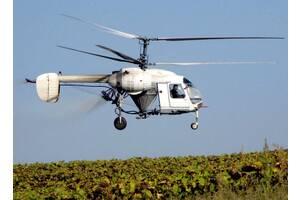 Десикация подсолнечника вертолетами агродронами дельтапланами самолетами