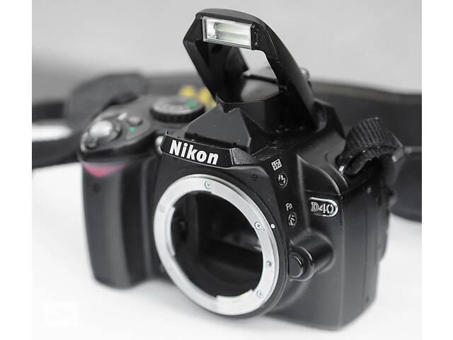 продам Nikon D40 body бу в Хмельницком