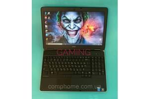Крутой ноутбук Dell E6540 КАК НОВЫЙ/ Подходит для рендера/ Core i7-4810MQ/ 8GB/ SSD 240GB/ AMD Radeon HD 8790M/Гарантия