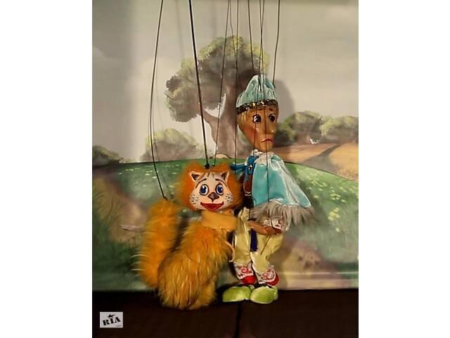 Кукольные спектакли- объявление о продаже   в Украине
