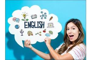 Репетитор англійської мови з досвідом проживання в Великобританії