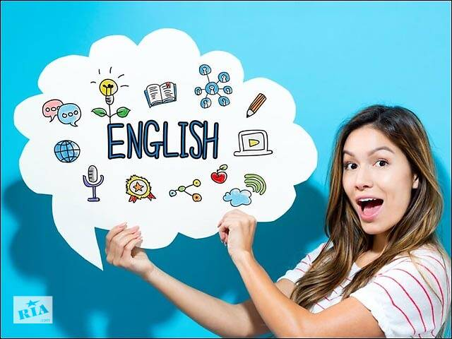 купить бу Репетитор англійської мови з досвідом проживання в Великобританії в Тернополе