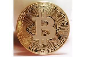Монета Bitkoin (Биткоин)