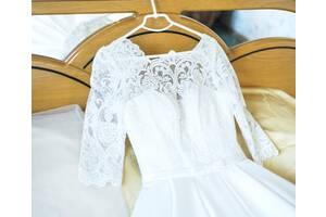 Свадебное платье бу, состояние - отличное