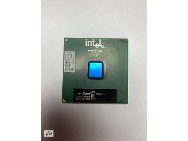 купить бу Рабочий процессор Intel Pentium 3 в Киеве
