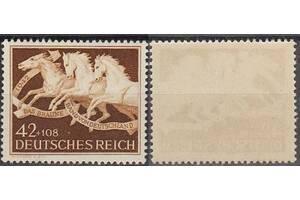 1942 - Рейх - Скачки в Мюнхене Mi.815 **