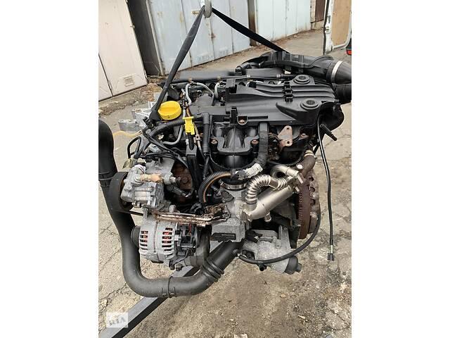 купить бу Комплектный двигатель для Renault Master 2004-2010 в Киеве