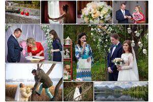 Свадебный фотограф и видеограф 2в1 + аэросъемка