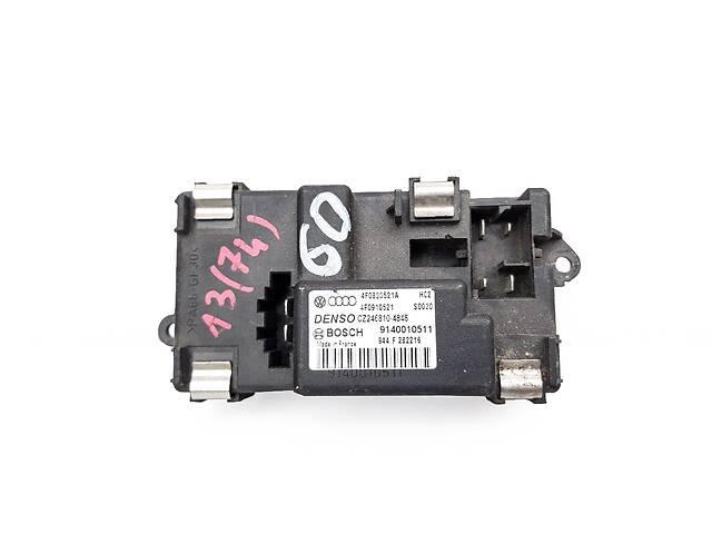 продам Б/у резистор печки / регулятор вентилятора салона для Audi A6 C6 бу в Луцке
