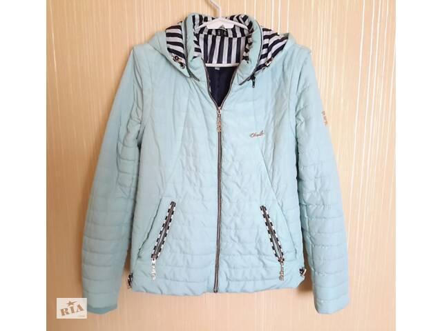 купить бу Куртка на девочку демисезонное весна осень в Каменке-Днепровской