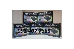 Спутниковый тюнер приставка ресивер Sat Integral 1218 HD Прошит MPEG4