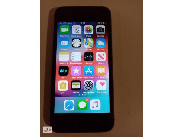 продам Продажа телефона айфон 5s на 32гб(оригинал) бу в Краматорську