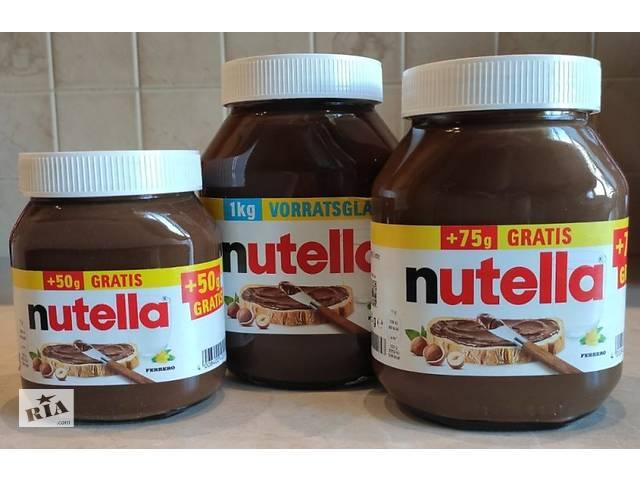 купить бу Шоколадная паста Nutella Нутелла в Одессе