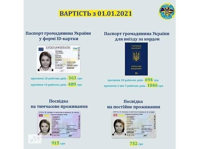 ✔ Регистрирую на электронную очередь для срочного оформления заграничного паспорта или id карты- объявление о продаже  в Киеве